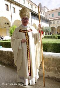 Ingresso del Vescovo Adriano